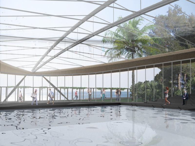progettazione urbanistica_piscina _quinto al mare_genova